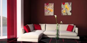 Tips Memilih Lukisan untuk Dekorasi Dinding Rumah Minimalis